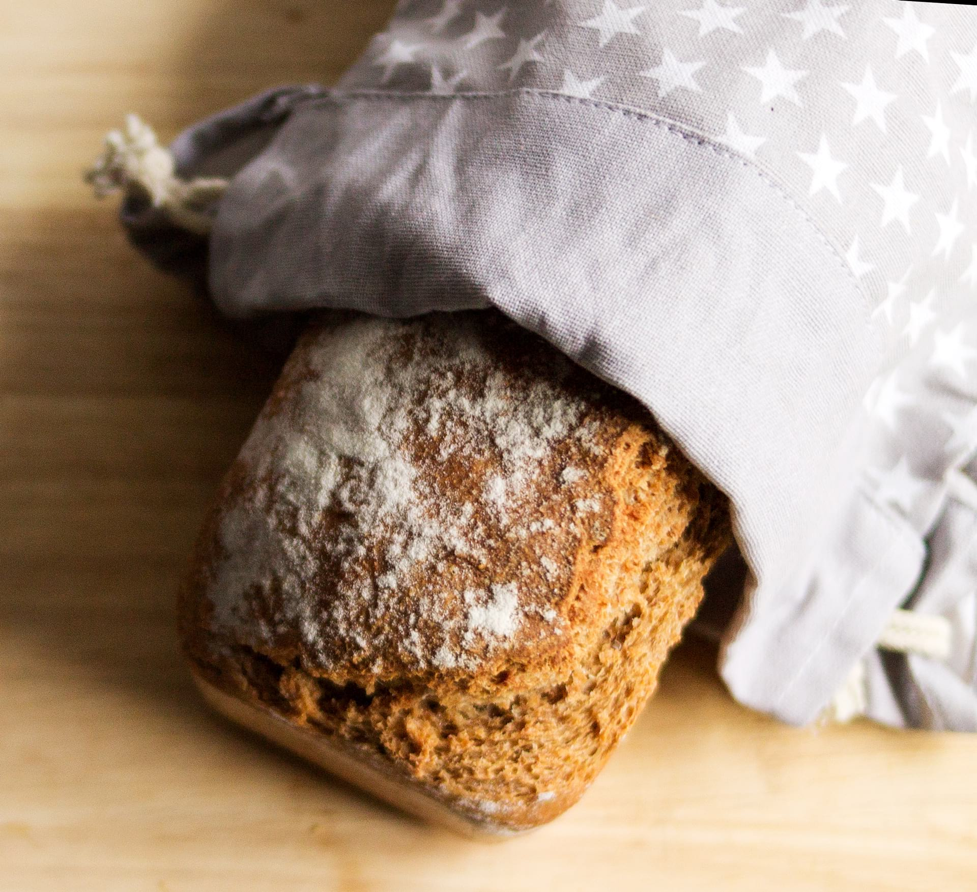 pan integral de espelta y tritordeum